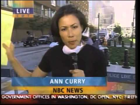 Ann Curry  911 coverage