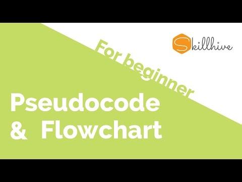 03 - Pseudocode and Flowchart - Programming for beginners series | SkillHive