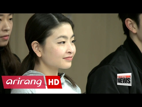Skating stars Alex & Maia Shibutani visit Korea as U.S. sports envoys