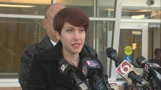 Daughter of Tulsa police officer Betty Shelby, Amber, speaks about mom after fatal shooting of Teren