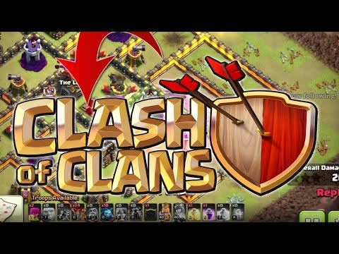 QUITE HONESTLY THE BEST CLASH OF CLANS CLOSER EVER
