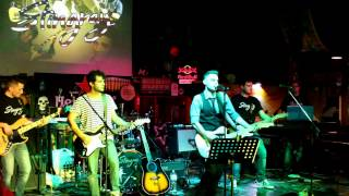 """""""Tougher Than The Rest"""" The Stingray Live@El Paso(Bruce Springsteen Cover) 08/05/15"""
