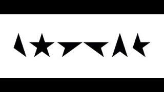 David Bowie Lazarus 9. ( Untitled 4 .)
