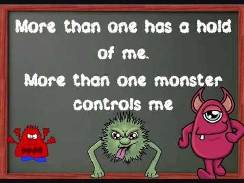 Possessive nouns Monster song from EDROCKER.COM