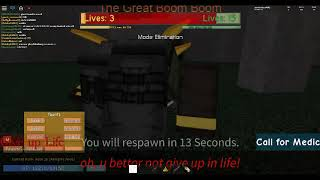 How To Get The Scared Noob Badge!!! - Roblox - I FOUND HIM!!! - TEABAG!