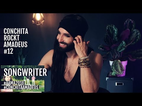 Conchita rockt Amadeus #12: SONGWRITER