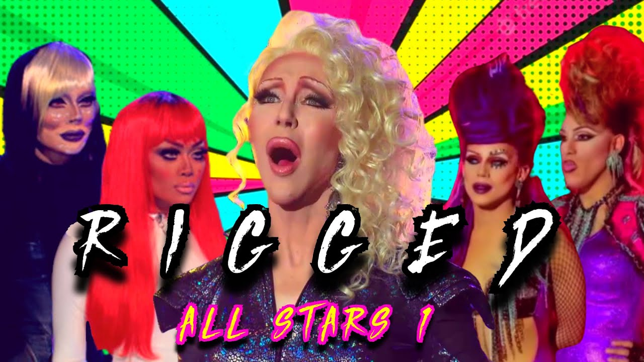 The Riggory of Drag Race All Stars 1