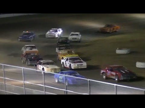 Pure Stock Feature | McKean County Raceway | 8-30-14