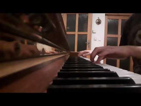 Начни сначала - Алла Пугачёва - piano cover