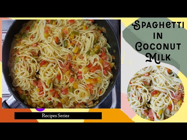 Pasta in Coconut Milk | Recipes | Hiral Pandya