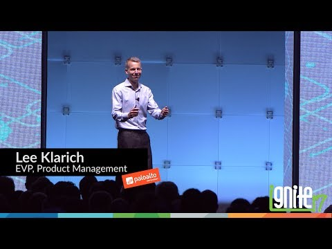 Ignite 2017 Keynote - Lee Klarich