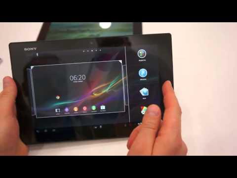 Полный обзор Sony Xperia Tablet Z , характеристики , описание  и цены.