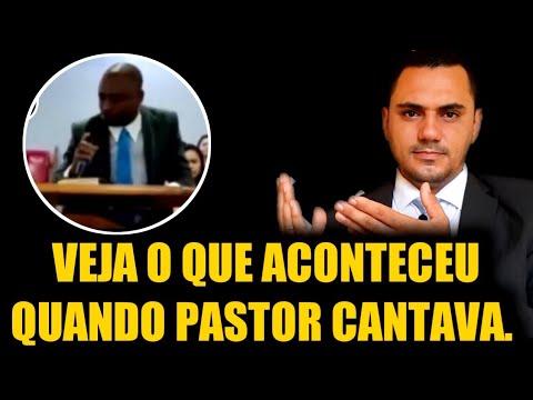 Download PASTOR MORRE NO PÚLPITO DA IGREJA NO MOMENTO QUE CANTAVA UM HINO - ÚLTIMAS PALAVRAS