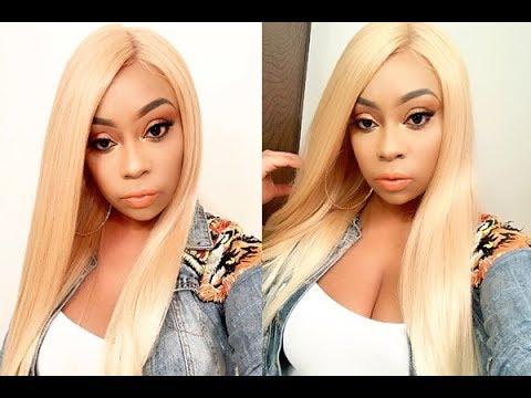 Episode #7 of 613/blonde series! | Sky brand 360 Maya Wig | Samsbeauty