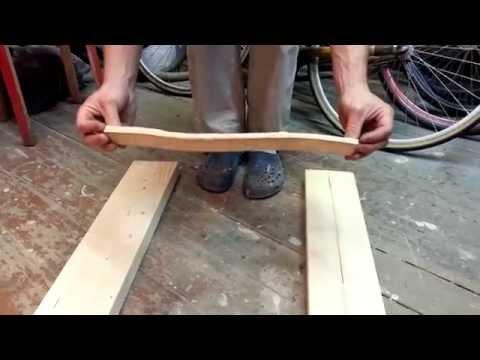 #3 | O2Bike | Испытываем новый материал для чейнстей у бамбуковых велосипедов O2Bike