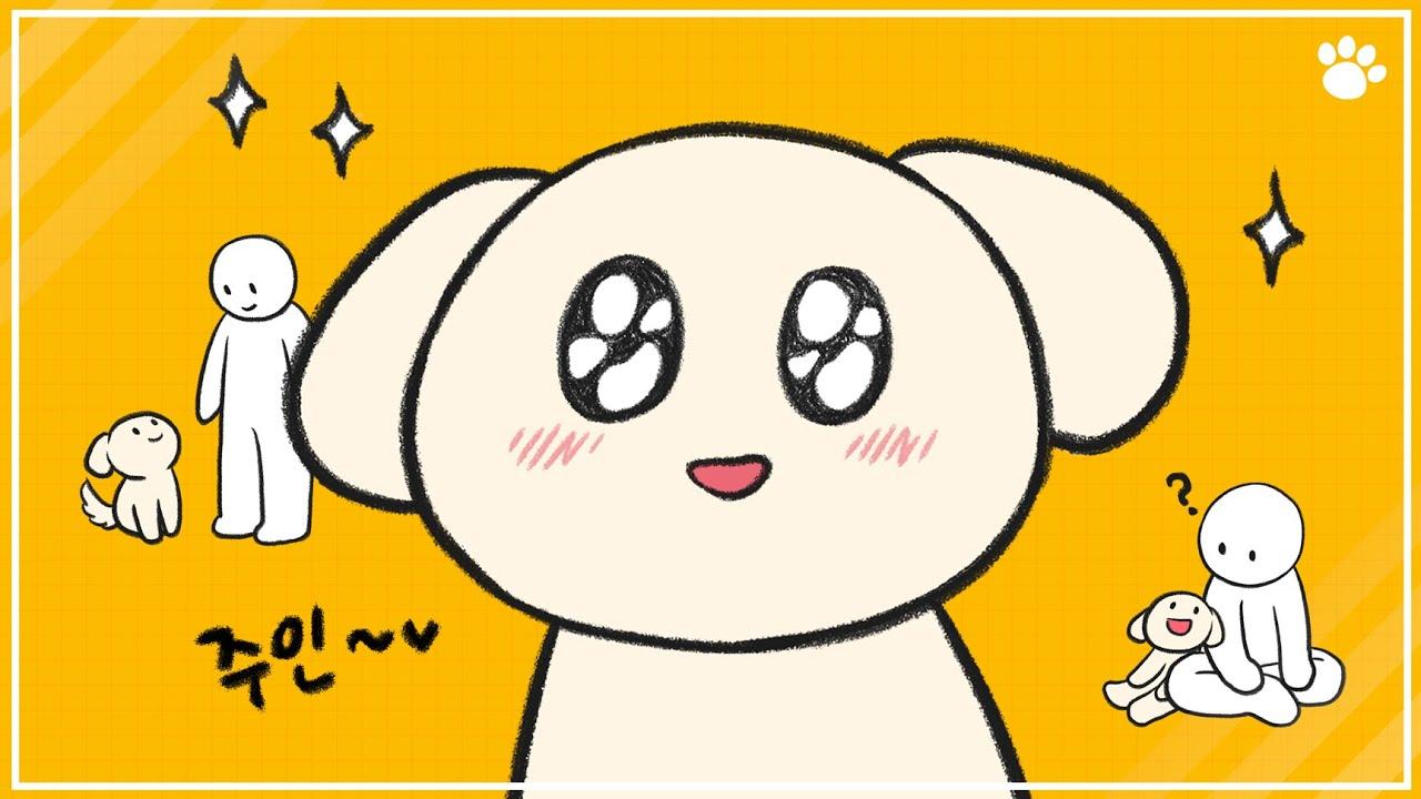 Download 강아지 애정표현, '우리 아이'가 나를 좋아할 때 보이는 행동 4가지