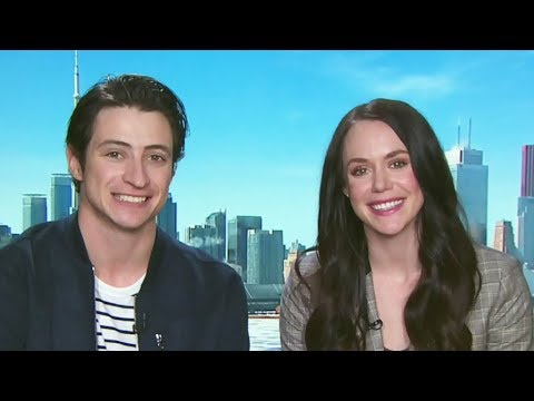 Tessa and Scott: How they create their on-ice relationship