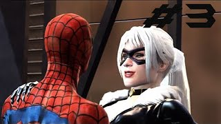 Spider Man Web Of Shadows (Xbox 360) - Part 3 - Catwoman! (1080p)