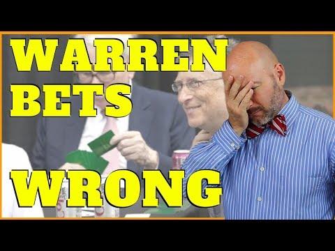 Warren Buffett Portfolio [4 Investments that Make No Sense]