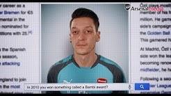 True or false? Mesut Ozil v Wikipedia