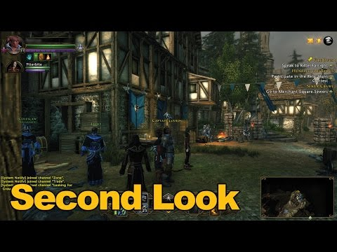 Neverwinter Gameplay Second Look – MMOs.com