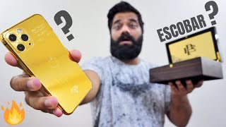 Escobar Gold 11 Pro For You - Unboxing & My Thoughts🔥🔥🔥