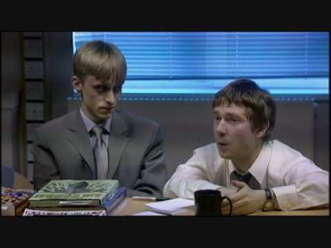 The Office UK - Quiz master Gareth's war plan