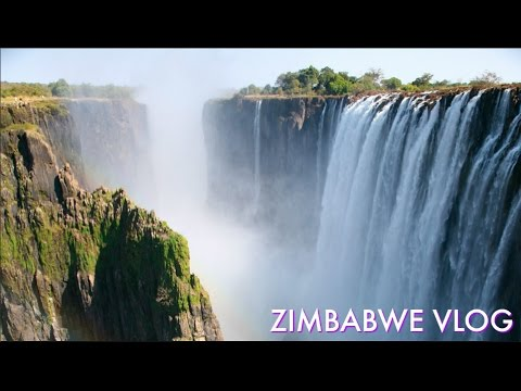 JAZ GOES TO ZIMBABWE | PART 1 | VLOG