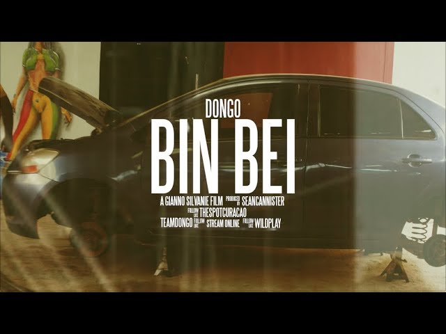Dongo - bin bei(VIDEO CLIP)