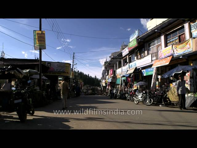 Lohaghat - the scenic town in the Kumoan region of Uttarakhand Travel Video