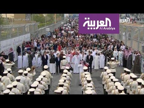 #صباح_العربية: سائقات في حلبة سباقات الدرعية  - نشر قبل 3 ساعة