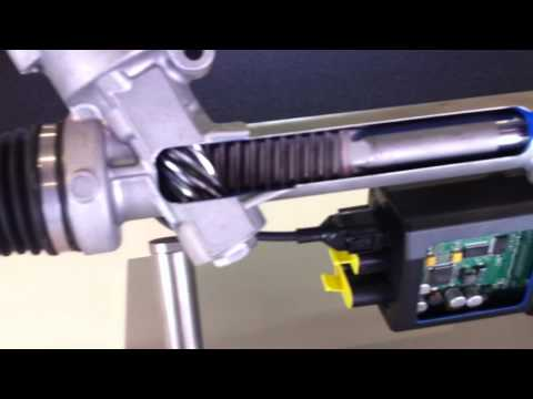 BMW 3er F30 Electrical Power Steering System