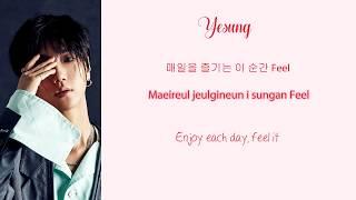 Super Junior - Good Day for a Good Day lyrics (Hangul/Romanization/English)