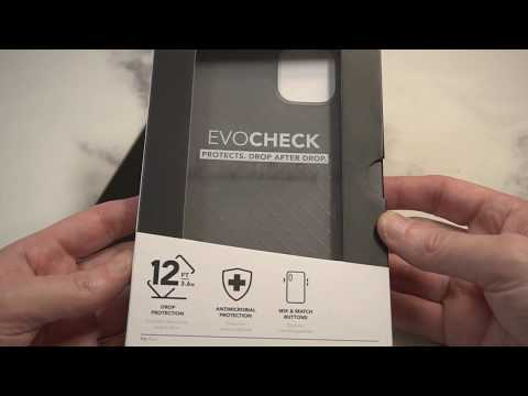 tech21 Evo Check Phone Case for iPhone 11 Pro Max - Smokey/Black Review