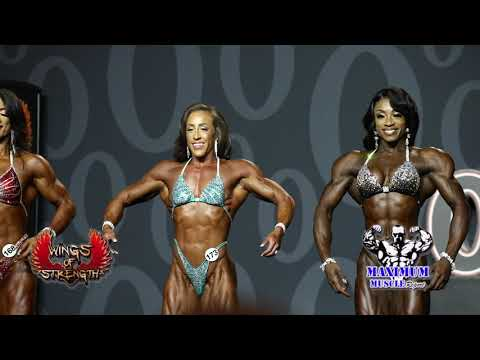 First Call Outs | Women's Physique at 2019 Mr. Olympia