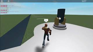 Roblox Tutorial #1 - How To Get Flinged Out of Map In Ragdoll Engine