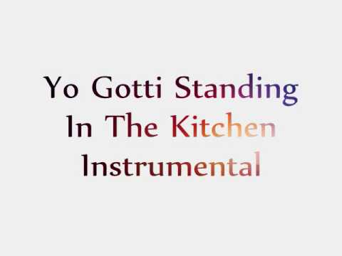 Standing In The Kitchen Instrumental