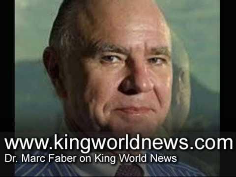 Dr. Marc Faber on King World News | Part 1/3