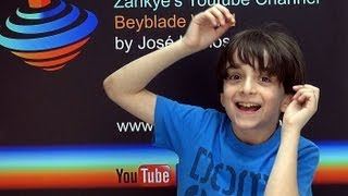 Beyblade Bloopers by José Lemos Part 1