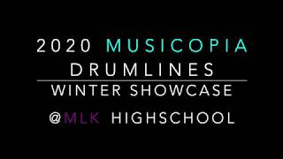 2020 Musicopia Drumlines Winter Showcase