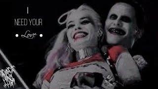 Скачать Joker X Harley I Need Your Love