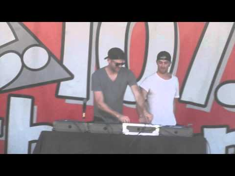 The Chainsmokers - #SELFIE (Live in Sacramento) ENDFEST 2014