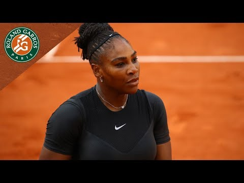 Serena Williams vs Maria Sharapova - Preview Round 4 I Roland-Garros 2018