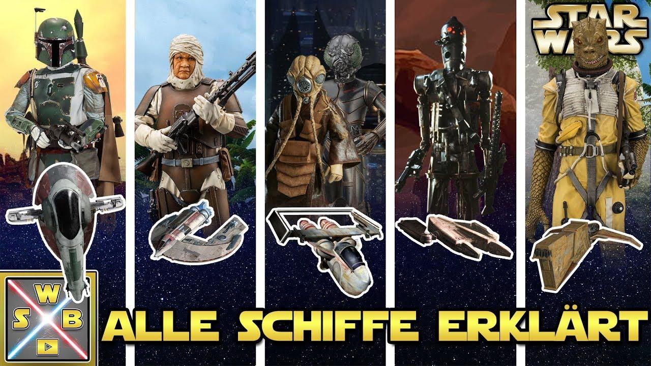 Star Wars Kopfgeldjäger