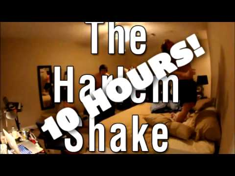 The Harlem Shake 10 HOURS! [THE BEST!]