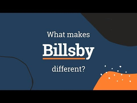 What makes Billsby different?