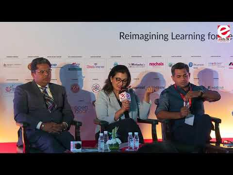 10th World Education Summit 2017, Delhi - Panel Discussion on Trends in Education in India