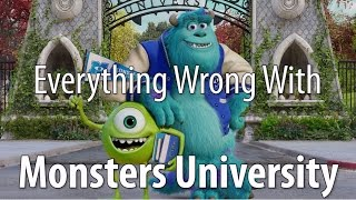 Download Everything Wrong With Monsters University In 15 Minutes Or Less Mp3 and Videos