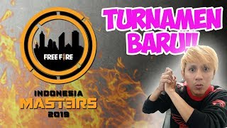 BOCORAN TURNAMEN TERBARU FREE FIRE INDONESIA | INDONESIAN MASTER