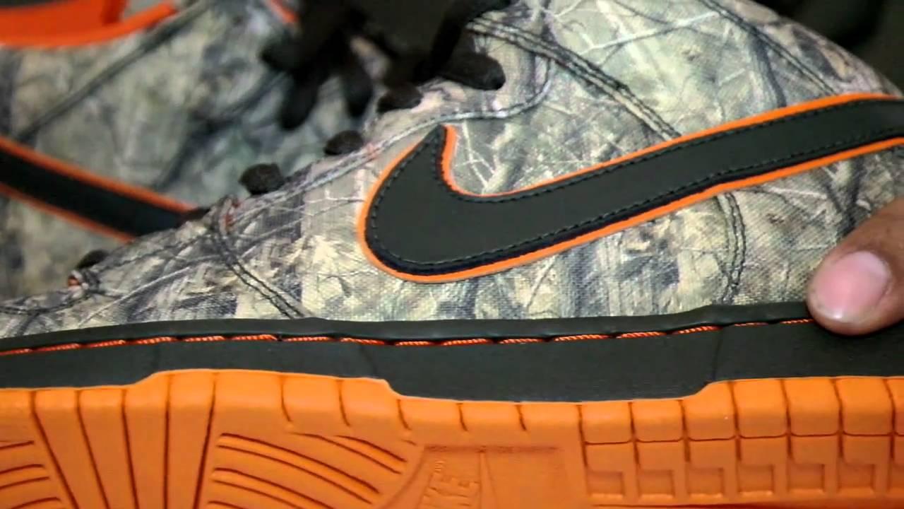 sneakers for cheap 9dfa3 8e6b1 NIKE SB REALTREE CAMO DUNK MID OCTOBER QUICKSTRIKE AT HOT ROD